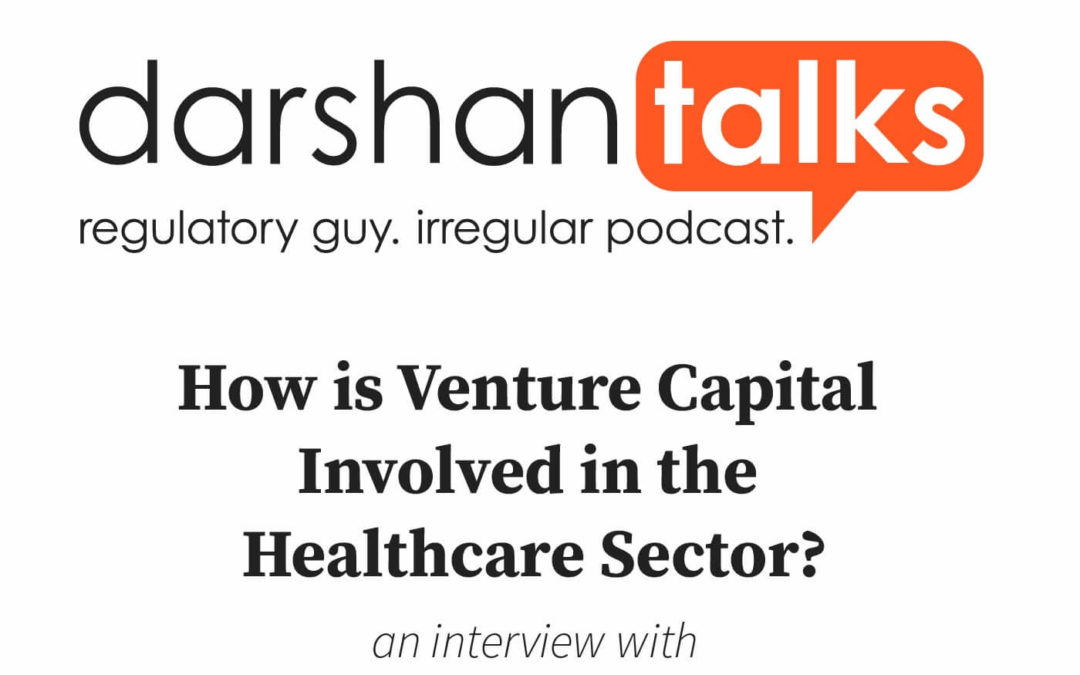 How is Venture Capital Involved in the Healthcare Sector?